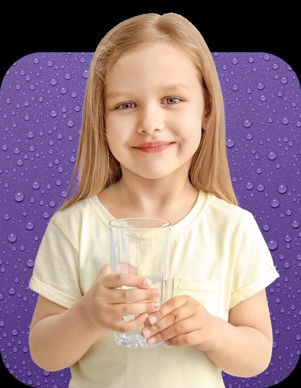 Happy Darrington Water Girl