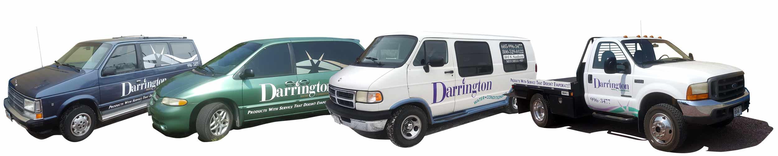 Darrington Vehicles